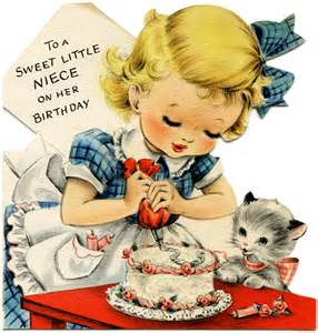 vintage birthday cards for design shop