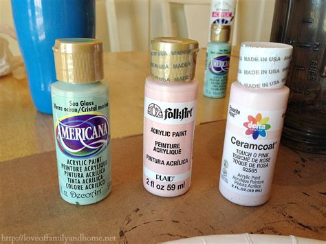 what is the best paint to use on kitchen cabinets how to paint mason jars love of family home