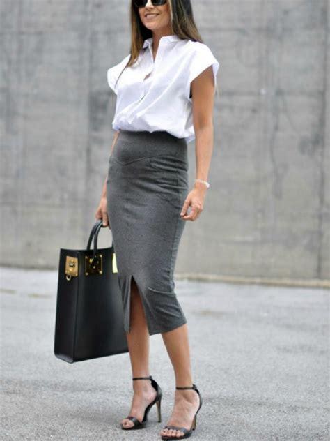 top 10 modela pensil suknje za jesen 綵enski magazin