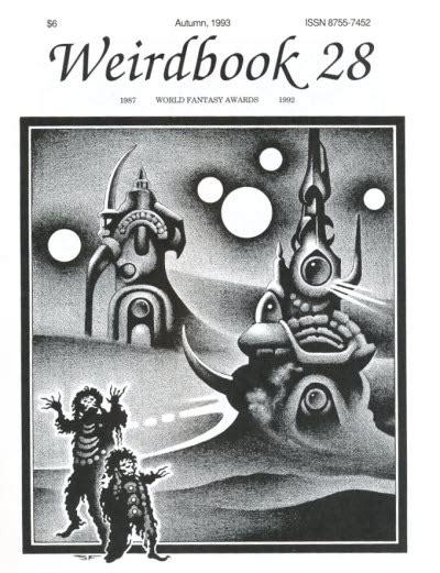 weirdbook 37 books contents lists