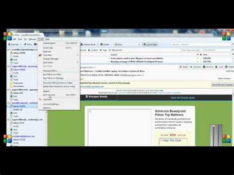 thunderbird email templates thunderbird templates