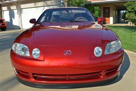 lexus 2 door sports car 1993 lexus sc sport coupe 2 door for sale lexus sc 1993