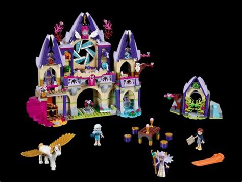 pictures of sky mysterious skyras lego castle elves win lego 174 elves skyra s mysterious sky castle set london