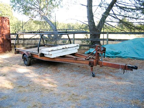 how to build a utility boat pdf build wood sides utility trailer diy free plans