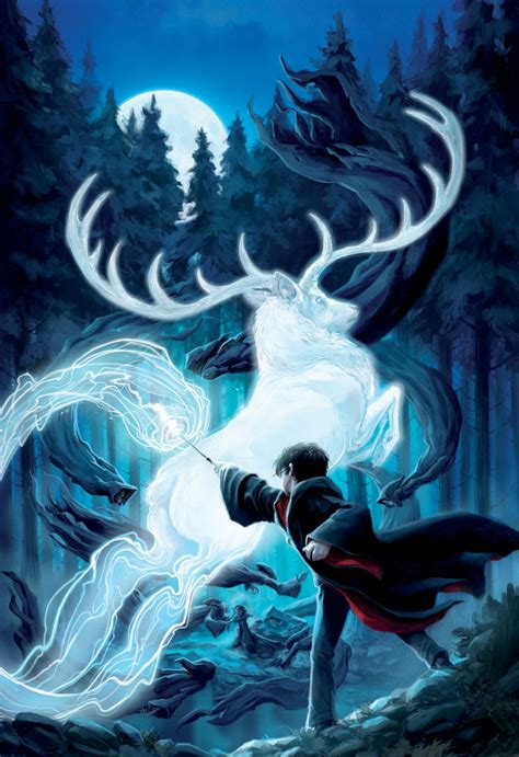 expecto patronum named best harry potter spell
