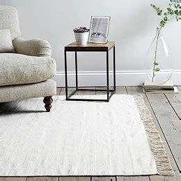 Kimbo Elephant Rug by Rugs Cotton Wool Sheepskin Braided The White