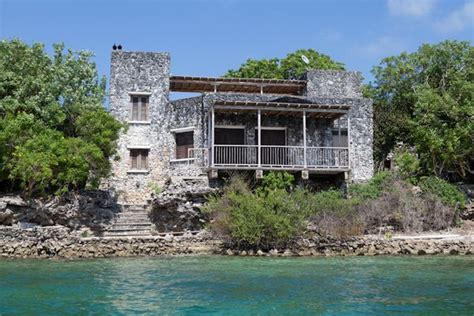 Pablo Escobar House For Sale by The Abandoned Island Of Lord Pablo Escobar Neatorama
