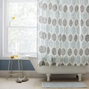 medallion shower curtain dot medallion shower curtain west elm