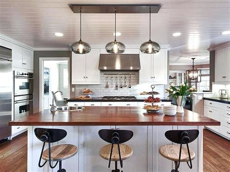 how many pendant lights should be used over a kitchen kitchen pendants bloomingcactus me
