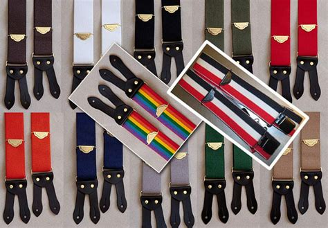 made in the usa forever s clip suspenders made in usa forever