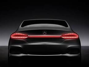 mercedes f800 rear led lights eurocar news