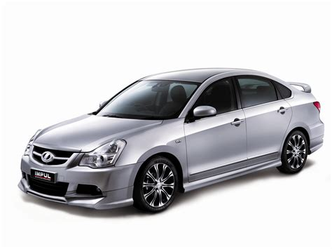 nissan sylphy price nissan sylphy and livina x gear tuned by impul unveiled at