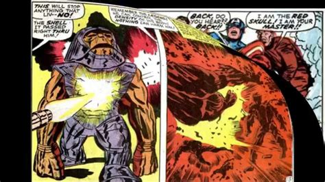 When The Sleeper Wakes by Classic Captain America 101 Kirby Quot When Wakes The