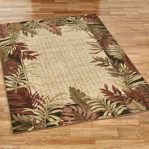 tropical area rugs belantara tropical area rug