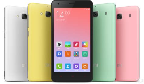 Mesin Xiaomi Redmi 2 xiaomi pr 233 sente le redmi 2a smartphone le moins cher