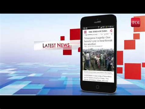 www timesofindia mobile the times of india mobile app india s no 1 news