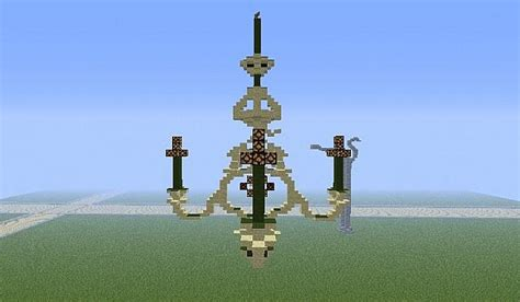Hang A Chandelier Chandelier Minecraft Project