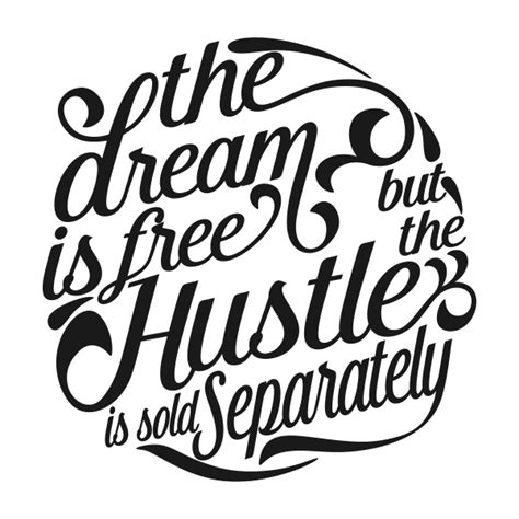 design is free dream free hustle svg cuttable designs