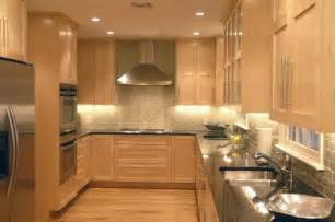 Kitchens With Light Wood Cabinets Light Wood Kitchen Cabinets Traditional Kitchen Design