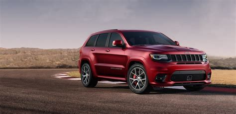 jeep burgundy 2017 2017 jeep grand srt premium luxury suv