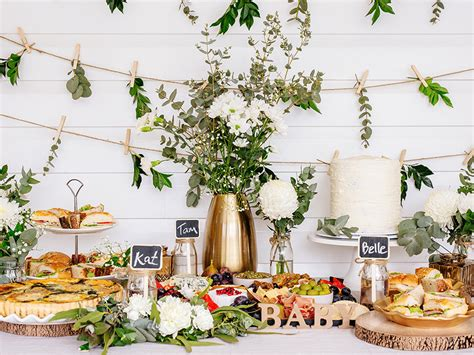 Common Baby Shower Foods by How To Host A Beautiful Baby Shower