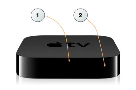 Apple Tv Light by Apple Tv 2nd And 3rd Generation Guide To Ports And