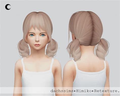 sims 4 hairs kalewa a toddlers hair pack himiko child at kalewa a 187 sims 4 updates