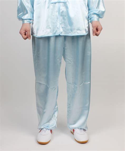 Kung Souvenir Gamis Alifa Soft Blue wushu size l taichi kungfu uniforms chi kung fu light blue ebay
