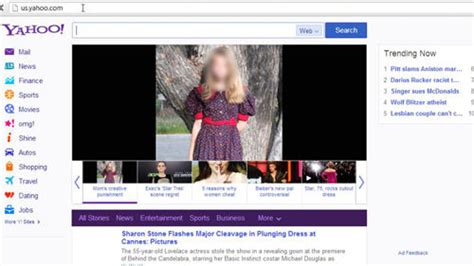 make yahoo my permanent home page