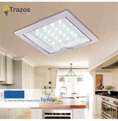 Online Get Cheap Led Kitchen Ceiling Lights Aliexpress Led Ceiling Lights For Kitchens
