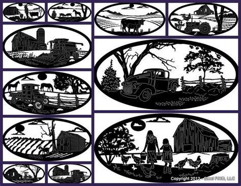 design art signs farm scene silhouette google search centennial ref