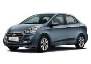 Hyundai Xcent Feedback Hyundai Xcent Colours 2017 In India Cardekho