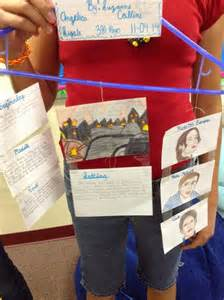 Mobile Book Report Project Book Reports Traditional Books And Spin On Pinterest