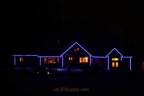 Led Lights Strips For Homes House Outline