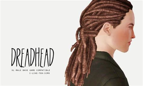 sims 4 dreads cc i would like to see these dreads in the sims 4 if this