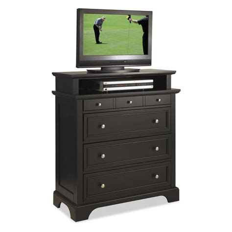 media chest for living room bedford 6 drawer media chest black from hayneedle com