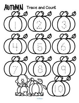 pumpkin counting coloring pages 714 best images about fall and harvest theme for preschool