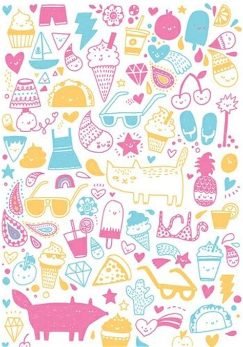 Pattern Pastel Siamzone | 17 best images about cute patterns on pinterest summer