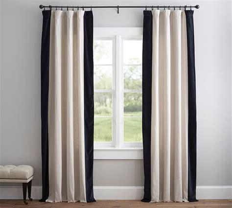 Ikea Panel Curtain Hack Decor Ikea Ritva Curtain Hack No Sew Curtain Makeover Diy Tutorial