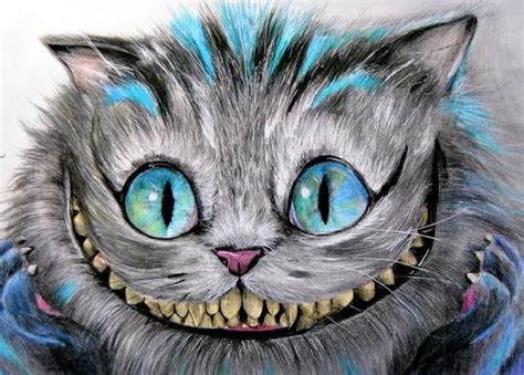 swings katze cheshire cat by manuela lai in