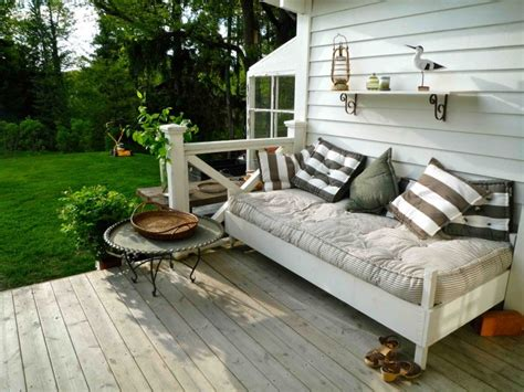 porch bed outdoor porch beds that will make nature naps worth it