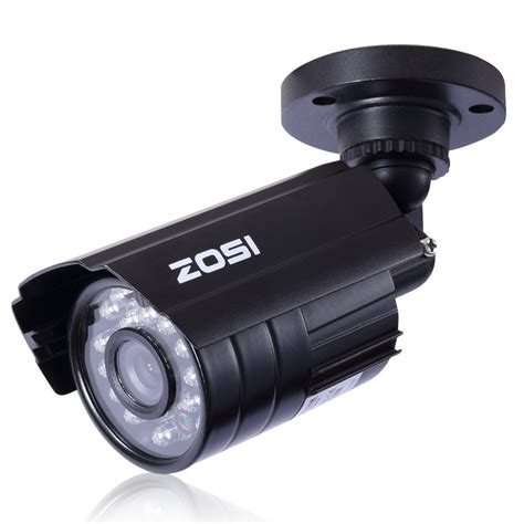 top 5 best bullet surveillance cameras review may 2015
