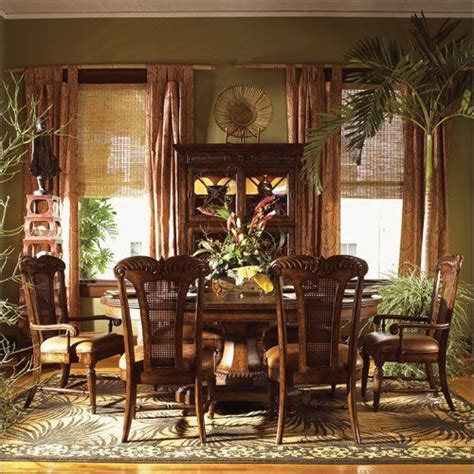 Decoration Interieur Tropical by Tropical Dining Rooms Dining Room Interior Tropical