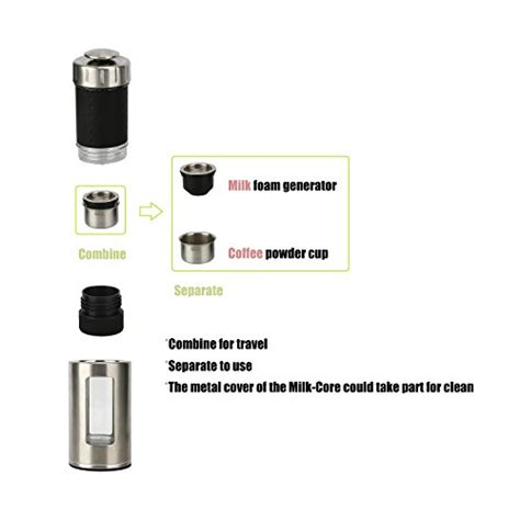 Staresso Mini Coffee Maker Espresso Coffee Cappuccino All In 1 staresso coffee maker with espresso cappuccino cold brew all in one home garden kitchen