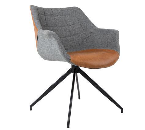 zuiver armlehnstuhl doulton vintage braun 10007134