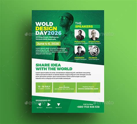 editable templates for flyers 23 event flyer templates free psd ai eps vector