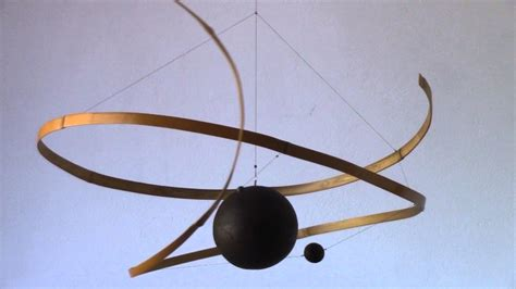 mobile sculpture hd bamboo mobile sculpture by laurent martin lo quicktime