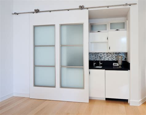 Interior Sliding Closet Doors Interior Sliding Door Contemporary Interior Doors Cleveland By Keim Lumber Company