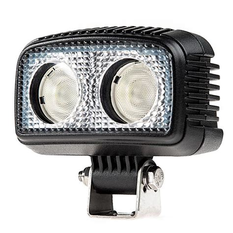 Led Cree 2 Sisi 20w led light pod 4 quot dual led road work light 20w 1 800 lumens led light pods road