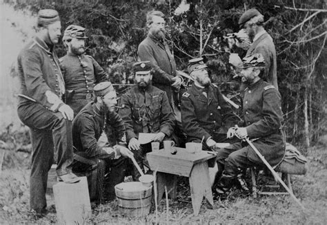 Civil War Photos Foreign Diplomats And Observers